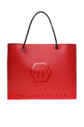 Branded shopper bag od Philipp Plein