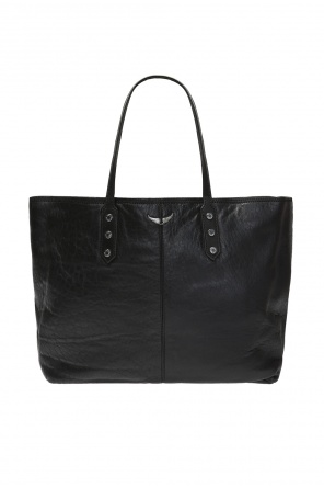 Shoulder bag with motif of wings od Zadig & Voltaire