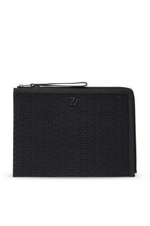 Clutch with logo od Zadig & Voltaire