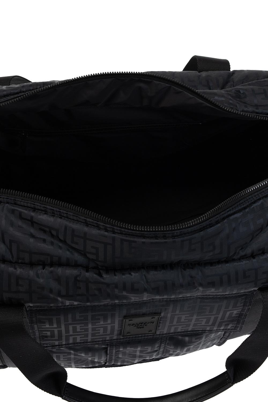 Balmain Holdall bag with pockets