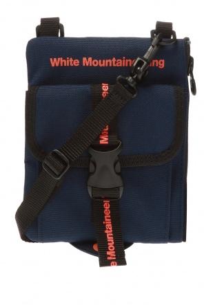 Logo shoulder bag od White Mountaineering