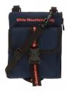 White Mountaineering Logo shoulder bag
