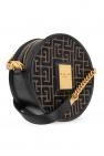 Balmain Round shoulder bag