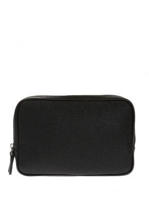 Leather briefcase od Giorgio Armani