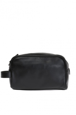Logo-embossed wash bag od Giorgio Armani