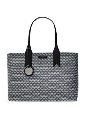 Shopper bag with logo od Emporio Armani