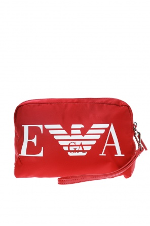 248bfdb8ec2a ... Branded wash bag od Emporio Armani quick-view SPRING SUMMER 2019