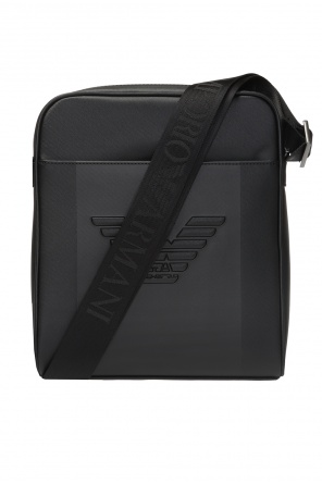 Shoulder bag with logo od Emporio Armani