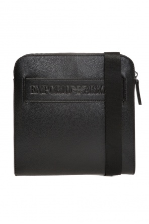 Logo shoulder bag od Emporio Armani