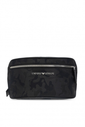 Belt bag with logo od Emporio Armani