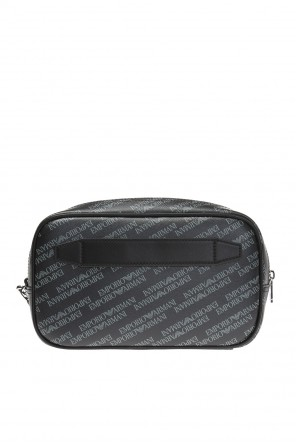 Printed wash bag od Emporio Armani