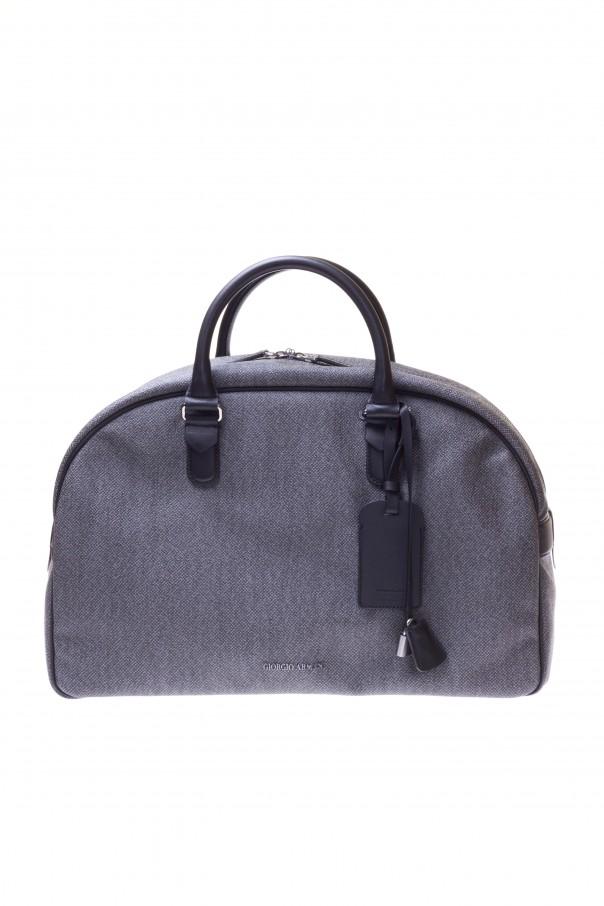 481dd6f050bc Small Travel Bag Giorgio Armani - Vitkac shop online