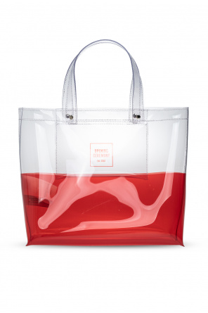 Handbag with logo od Opening Ceremony