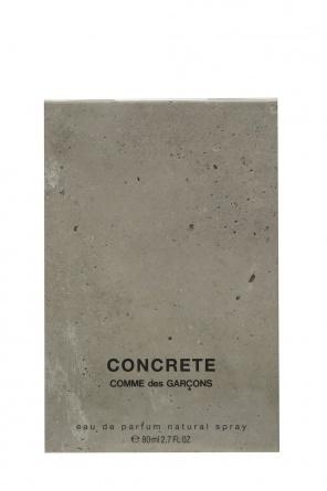 'concrete' eau de parfum od Comme des Garcons