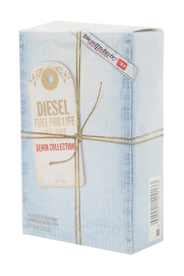 Woda toaletowa 'fuel for life' denim collection 75ml od Diesel