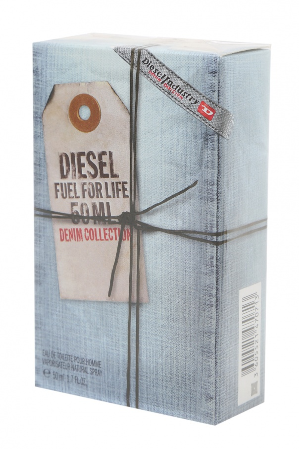 Woda toaletowa 'fuel for life' denim collection 50ml od Diesel