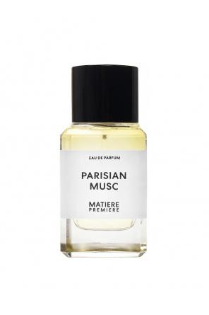 'parisian musc' eau de parfum od Matiere Premiere
