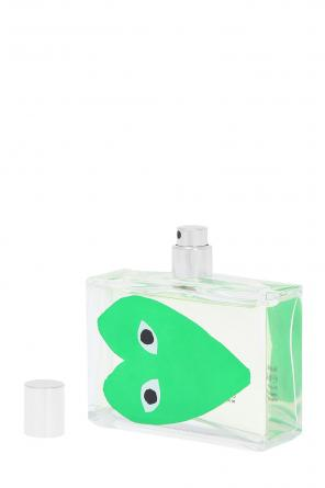 Woda toaletowa 'play green' od Comme des Garcons