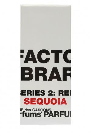 'series 2: red sequoia' eau de toilette od Comme des Garcons