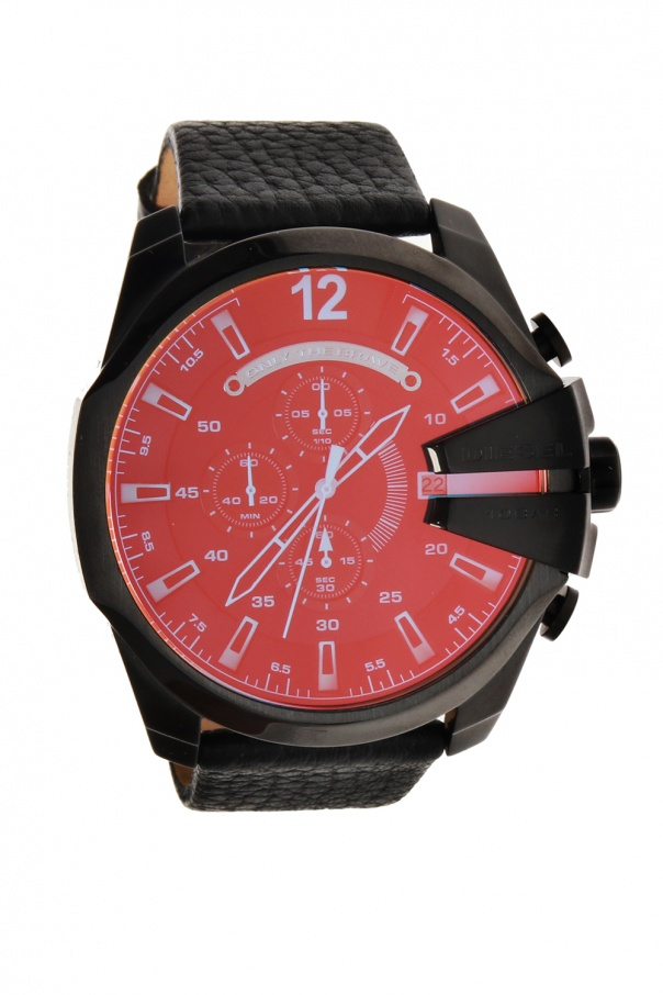 Diesel 'Mega Chief' watch