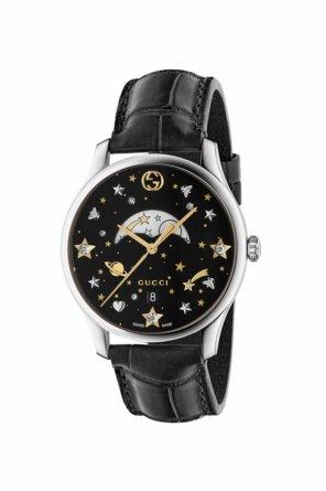 468f56bdccef4b Zegarek z motywem gwiazdy od Gucci Zegarek z motywem gwiazdy od Gucci