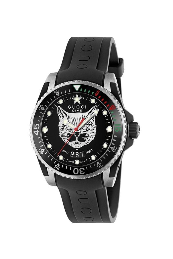 'dive' watch od Gucci