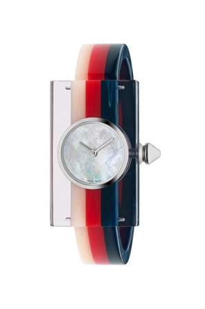 'sylvie web' watch od Gucci