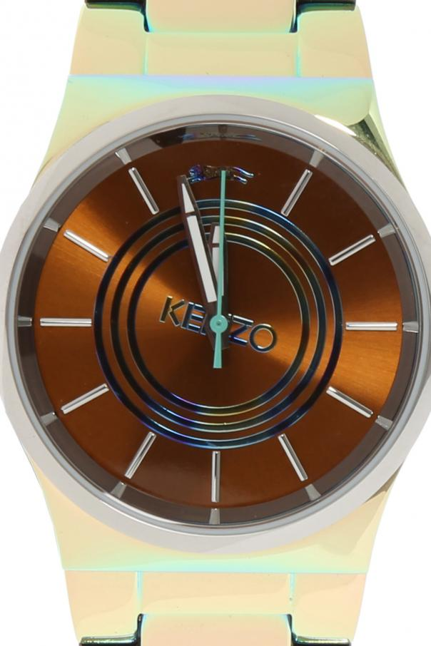 'tiger head' watch od Kenzo