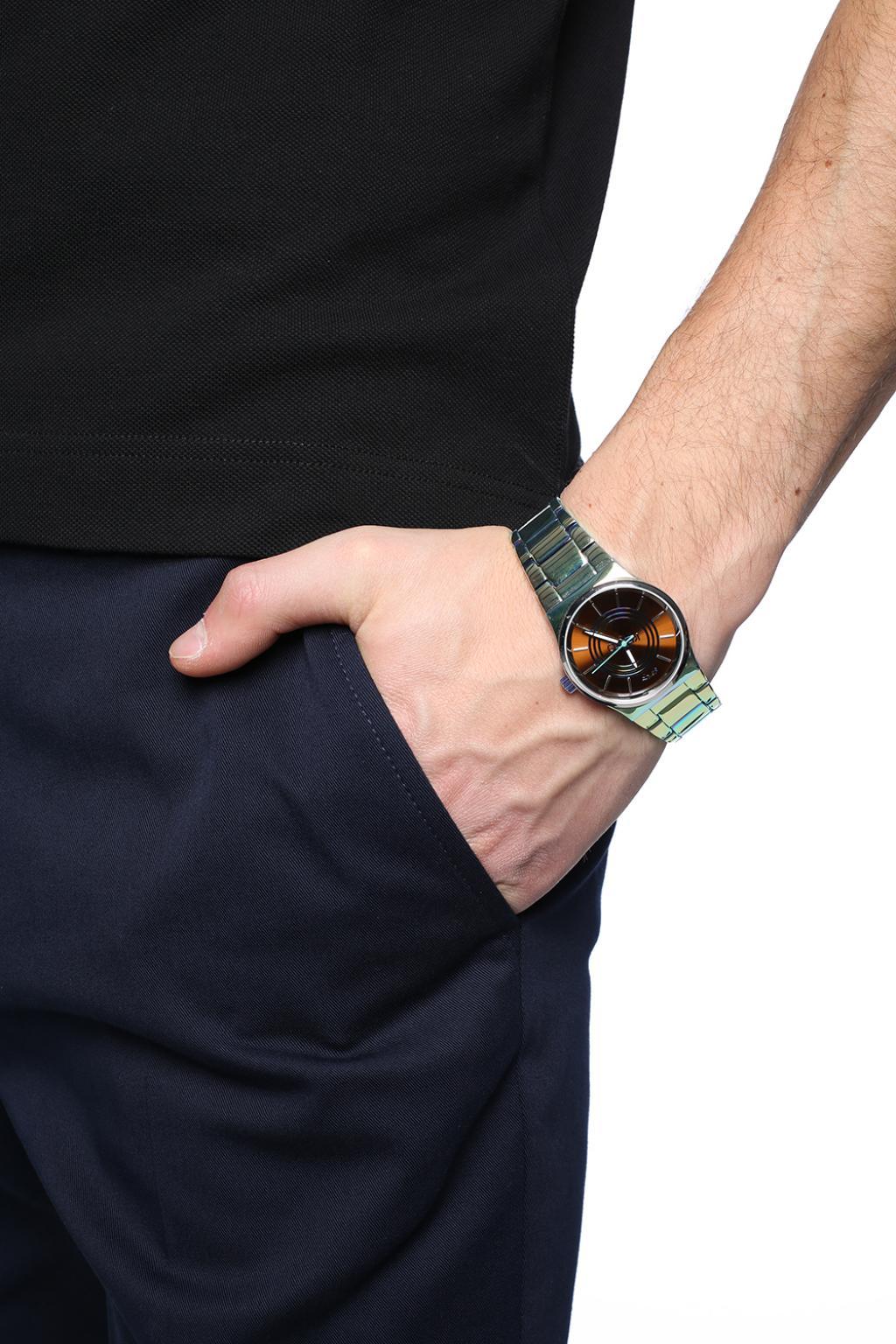 Kenzo 'Tiger Head' Watch