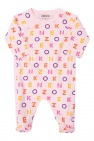 Kenzo Kids Cotton sleepsuit set