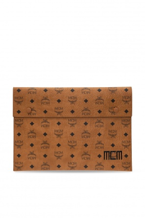 Set of three pouches od MCM
