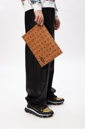 Set of three pouches od MCM